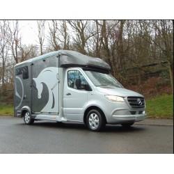 Mercedes  Fusion automat 3500kg